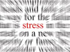 Puber of stress